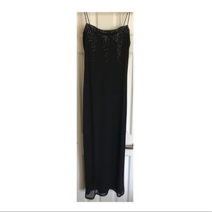 Black gown dress!